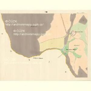 Watzenovitz (Wacenowic) - m3248-1-007 - Kaiserpflichtexemplar der Landkarten des stabilen Katasters