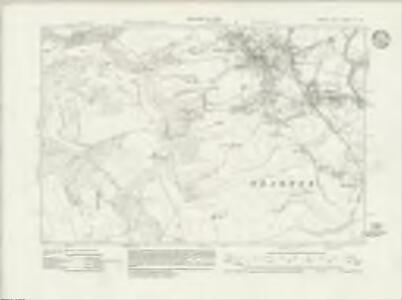 Sussex LI.SE - OS Six-Inch Map