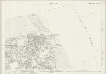 Cheshire VII.7 (includes: Bootle cum Linacre; Wallasey) - 25 Inch Map