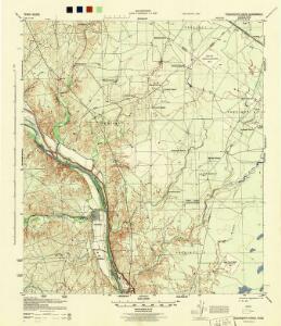 Tequesquite Creek