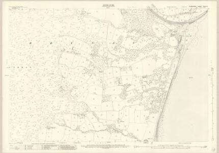 Glamorgan XXIII.15 (includes: Oystermouth; Swansea) - 25 Inch Map