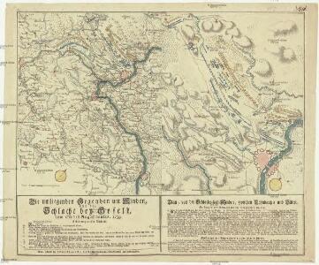 Die umliegenden Gegenden um Minden, und die Schlacht bey Gofeld vom 1sten des Augustmonats, 1759