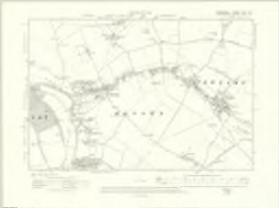 Berkshire XVI.NE - OS Six-Inch Map
