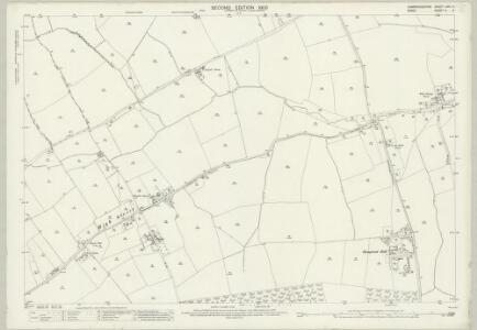 Cambridgeshire LXIII.2 (includes: Castle Camps; Helion Bumpstead; Hempstead) - 25 Inch Map