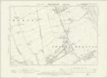 Northumberland LXXXI.NW - OS Six-Inch Map