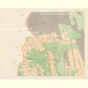 Stary Ehrenberg - c7264-2-005 - Kaiserpflichtexemplar der Landkarten des stabilen Katasters