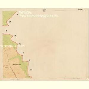 Pernek - c5699-1-014 - Kaiserpflichtexemplar der Landkarten des stabilen Katasters