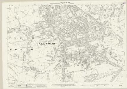 Lancashire XCV.6 (includes: Farnworth; Kearsley; Little Hulton; Radcliffe) - 25 Inch Map