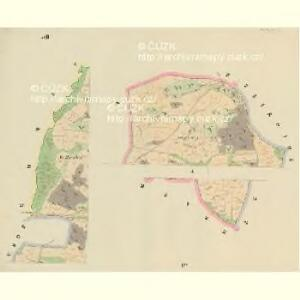 Metschichow (Meczichow) - c4542-1-005 - Kaiserpflichtexemplar der Landkarten des stabilen Katasters