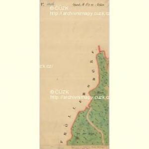 Nuesiedl - m2070-1-011 - Kaiserpflichtexemplar der Landkarten des stabilen Katasters
