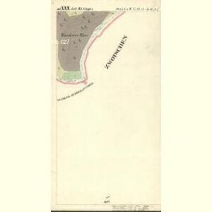 Stadln - c7347-1-033 - Kaiserpflichtexemplar der Landkarten des stabilen Katasters