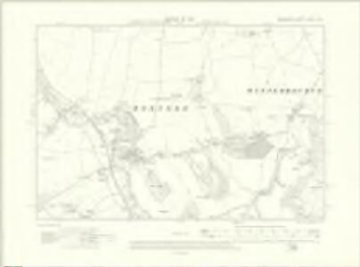 Berkshire XXXIV.NE - OS Six-Inch Map