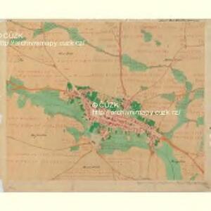 Schiltern - m3059-1-008 - Kaiserpflichtexemplar der Landkarten des stabilen Katasters