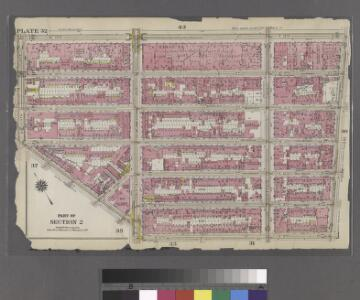 Part of Section 2 : Plate 32.