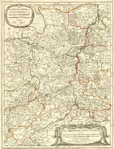 Estat et Seigneurie de l'Eves.ché de Lyege