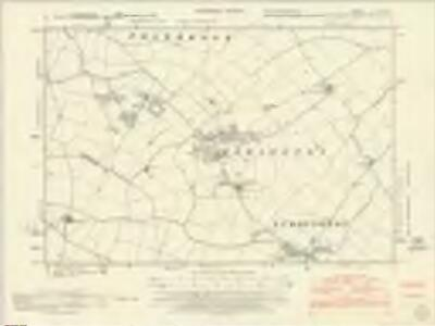 Huntingdonshire VIII.SE - OS Six-Inch Map