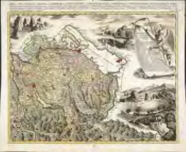 Nova Helvetiae tabula geographica, 2