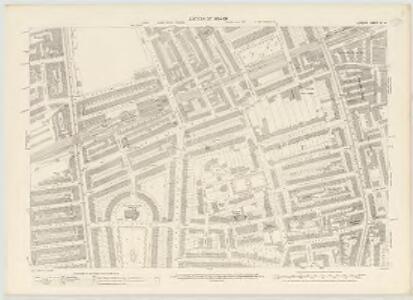 London VII.14 - OS London Town Plan