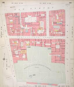Insurance Plan of London Vol. VI: sheet 141