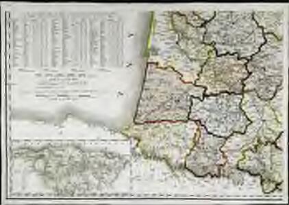 Carte de la république de France, no. 5