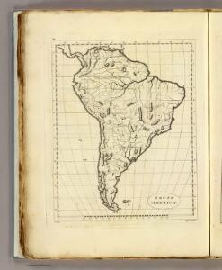 South America (outline)