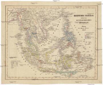 Hinter Indien nebst den hinterindischen Inseln