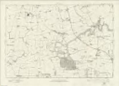Northumberland nLXXVII - OS Six-Inch Map