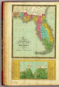 Map of Florida.