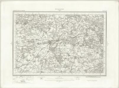 Basingstoke (Outline) - OS One-Inch Revised New Series