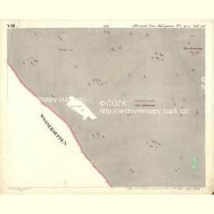 Alt u. Neu Possigkau - c6041-1-008 - Kaiserpflichtexemplar der Landkarten des stabilen Katasters