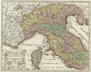 Gallia Cisalpina et Italia Propria