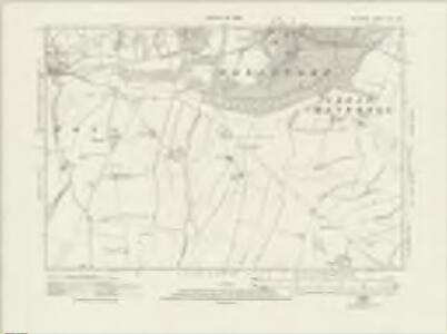 Wiltshire XLV.NE - OS Six-Inch Map