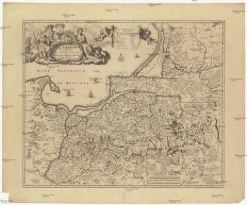 Magnae Prussiae ducatus tabula