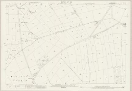 Yorkshire CCVII.3 (includes: Cottingwith; Ellerton) - 25 Inch Map