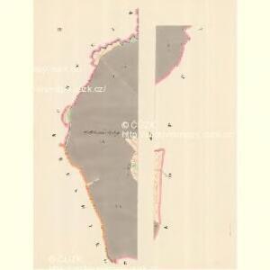 Welleborz - m3296-1-003 - Kaiserpflichtexemplar der Landkarten des stabilen Katasters