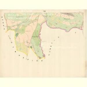 Witsche (Wiče) - m3395-1-008 - Kaiserpflichtexemplar der Landkarten des stabilen Katasters