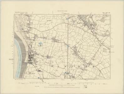 Somerset XXIV.NE - OS Six-Inch Map