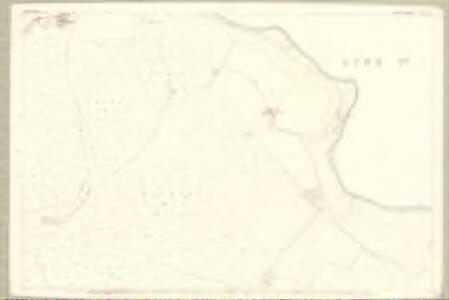 Peebles, Sheet XII.7 (Stobo) - OS 25 Inch map