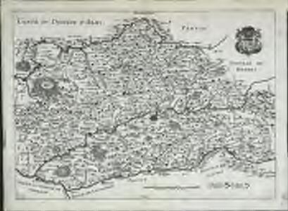 Carte dv diocese d'Alby