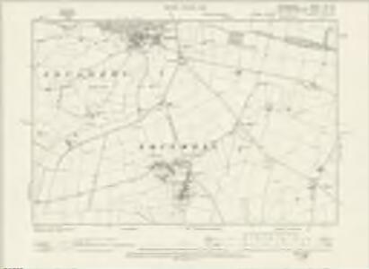 Oxfordshire XVI.NE - OS Six-Inch Map