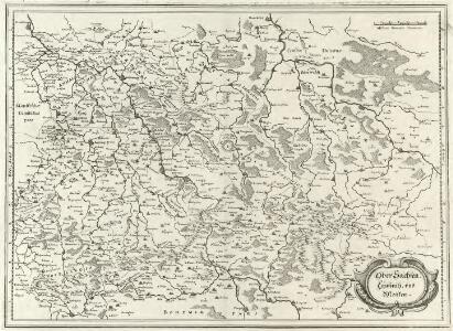 Ober Sachsen Laußnitz vnd Meissen