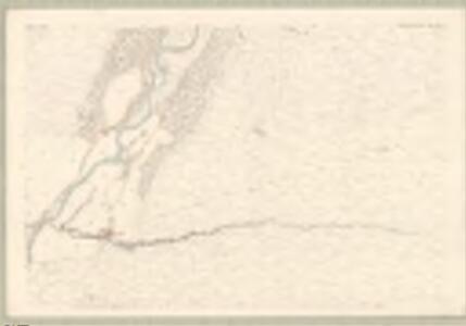 Dumfries, Sheet XVII.5 (Moffat) - OS 25 Inch map