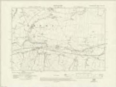 Westmorland XXIX.NW - OS Six-Inch Map