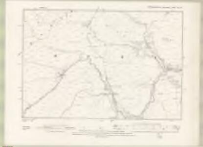 Edinburghshire Sheet XX.SE - OS 6 Inch map