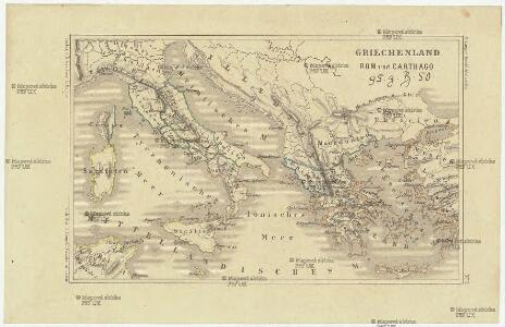 Griechenland Rom und Kartago