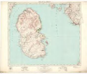 Island of Arran (77) - OS One-Inch map