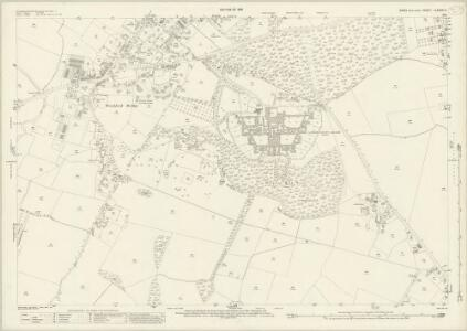 Essex (New Series 1913-) n LXXVIII.3 (includes: Chigwell; Ilford; Woodford) - 25 Inch Map