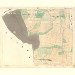 Saborz - c9010-1-002 - Kaiserpflichtexemplar der Landkarten des stabilen Katasters