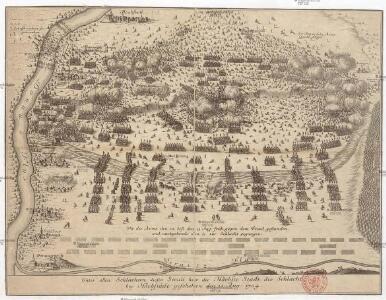Unter allen Schlachten dieses Seculi hat die Höchste Stadt die Schlacht bey Höchstädt geschehen den 13. Aug. 1704