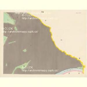 Mrzitsch - c4880-1-007 - Kaiserpflichtexemplar der Landkarten des stabilen Katasters